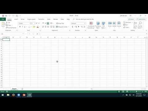 How to use Excel Power Pivot