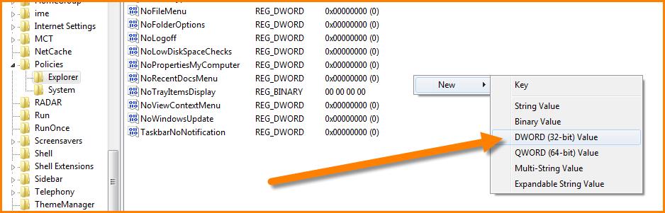 Hide Drives in Windows Explorer via Registry Setting   SkillForge