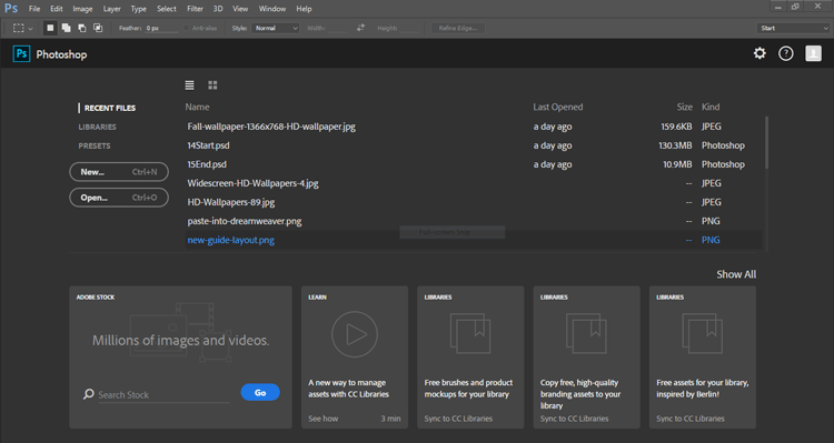 Adobe Photoshop CC 2015 1 What's New | SkillForge