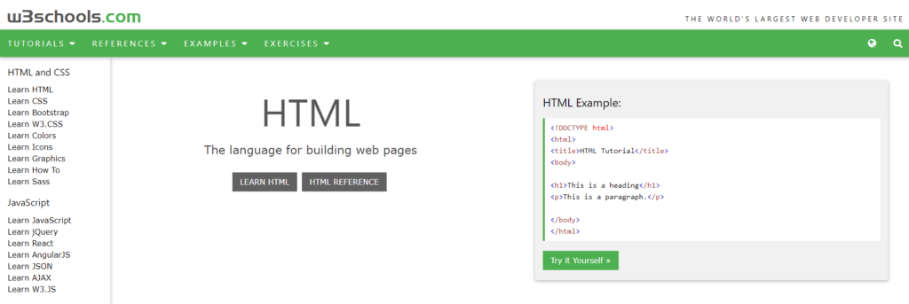 10+ Web Resources for Front End Developers | SkillForge