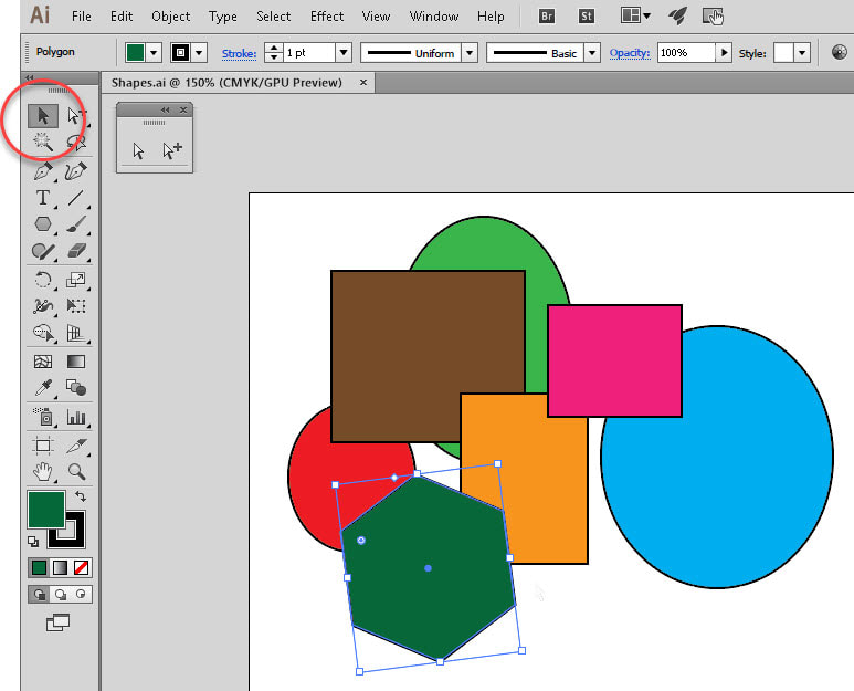 How to Use the Selection Tools in Illustrator | SkillForge