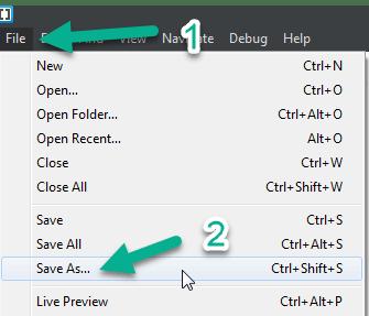 file-saveas-brackets-html