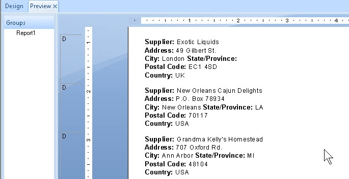 Using Fields in Text Objects in Crystal Reports | SkillForge