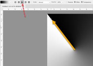 Angle gradients