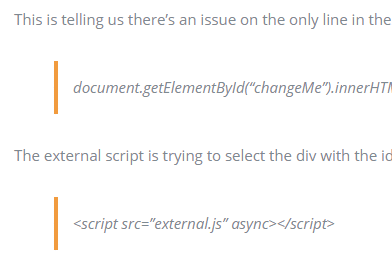 async javascript external