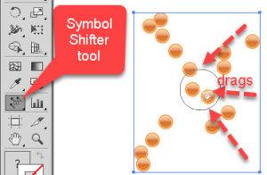 Symbol shifter